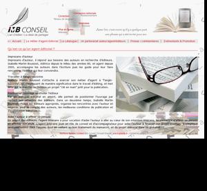 Site de Isabelle Martin-Bouisset